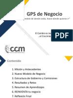 Planeación Estratégica CCM