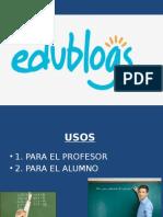 edublogs examen