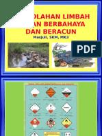 Pengolahan Limbah Bahan Berbahaya Dan Beracun Tahap 1