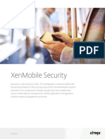 Xenmobile Security