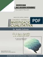 MEMORIAS II CONGRESO INTERNACIONAL DE INVESTIGACIÓN CUALITATIVA.pdf