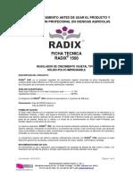 Radix 1500