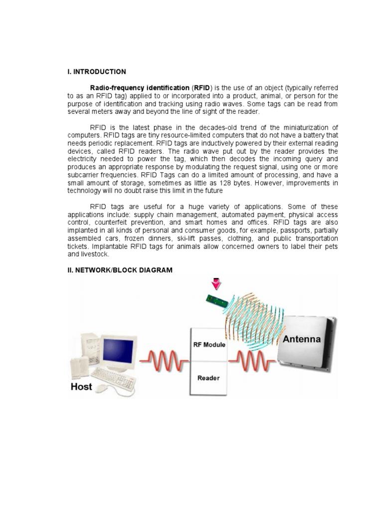 MY RFID | Radio Frequency Identification | Barcode