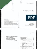 Gadamer, Hans-Georg - Verdad y Método vol. 1.pdf