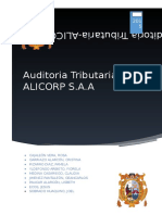 Final Auditoria Alicorp 2014