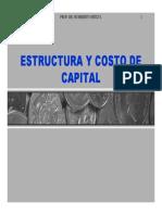 7. Estructura Capital