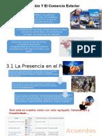 Parte 2 La Globalizacion y La Industria Peruana