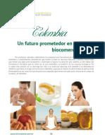Colombia y El Biocomercio