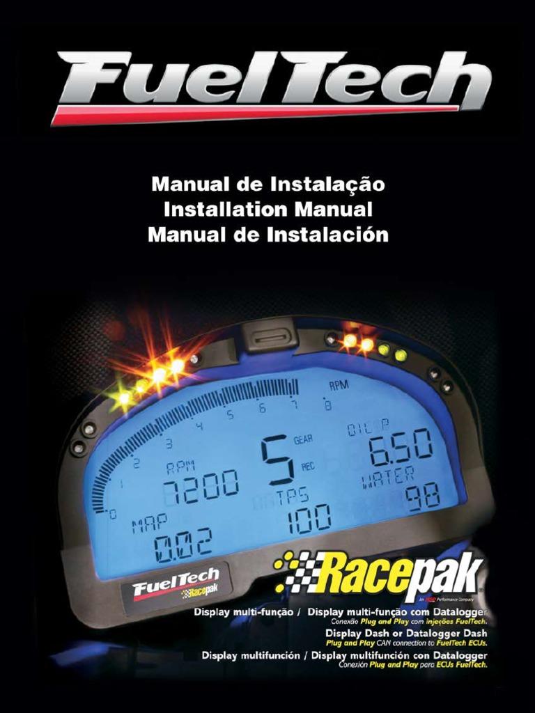 Ft450 efi system fueltech usa.
