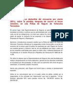Aplicacion de Un Deducible Del Cincuenta Por Ciento 50 Poliza de Vehiculo Terrestre (1)