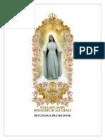 183410749 Mediatrix Prayer Book Docx