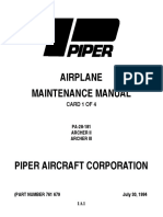 AMM Piper 761 679 Archer Mx v1994