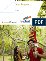 IndiaFirst Money Balance Plan Sales Brochure 143L017V03
