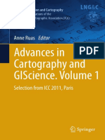 Advances in Cartography and GIScience. Volume1