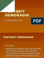 PENYAKIT HEMORAGIK