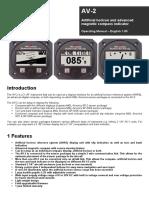 AV2 ATTITUD Ind Elect Manual