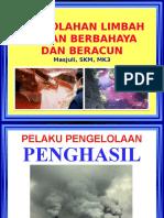 Pengolahan Limbah Bahan Berbahaya Dan Beracun Tahap 2