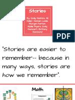 art for children stories presentation