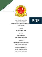 laporan sukan tahunan