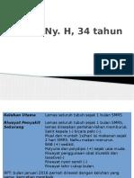 laporan Hipokalemia