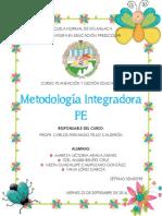 Metodología integradora