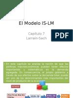 Cap 7 El Modelo is-LM 1era
