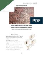 Guía Clasificación de Diaclasas en Campo