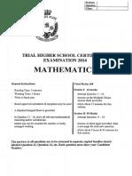 ATAR Notes 3U Maths Lecture Slides FINAL | Integral