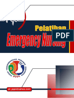 Proposal Pelatihan Emergency Nursing Enil Pppi 2015