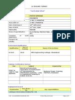 F32_LII Resume Format