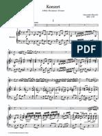 Marcello - Oboe Concerto