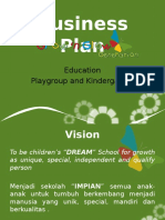 Business Plan Pre-School