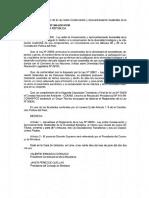 Reglamento de La Ley Sobre Conservación y Aprovechamiento Sostenible de La Diversidad Biológica