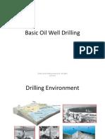 Basic Oil Well Drilling