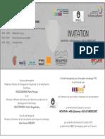 Invitation Cérémonie de Clôture Hackathon RISK[S]