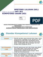 Dokumen.tips Standar Kompetensi Lulusan Skl Kompetensi Inti Ki Kompetensi Dasar Kd 568a5348ceed0