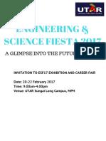 Engineering Science Fiesta 2017