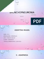 Bronchopneumonia Ratna Lapsus