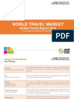 WTM London 2016 Global Travel Trends
