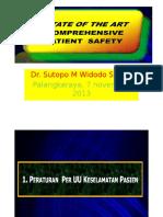 Presentation KOASS FKUNPAR Dr. Sutopo W. SpKFR