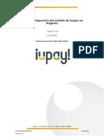 Guía de integraci dn Iupay en Magento