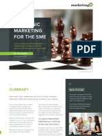 Strategic Marketing for the SME