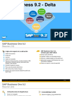 Sap Business One Delta 9 2