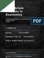 Equilibrium PPT