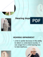 Auditory Disorders_hearing Impairment