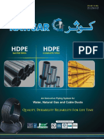 3.HDPE Pipes Catalogue