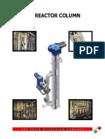 Reactor Column