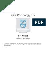 Isiteradiology 3.5 Manual