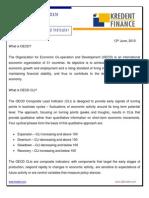 Kredent_OECD June Lead Indicator Update