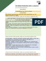 handout - cdmp unit 1 lesson 8 1